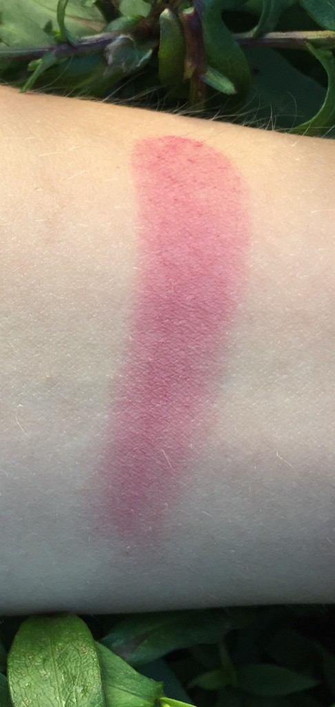 mac blush stubborn